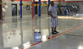 Garage Epoxy Maryland