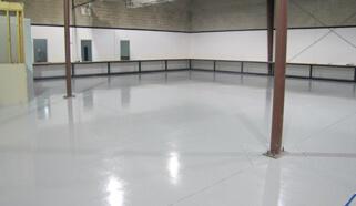 industrial epoxy floor coating contractors