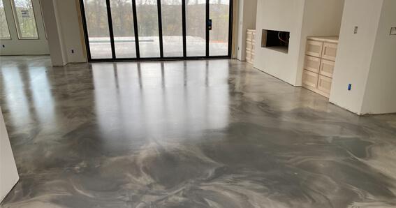 Epoxy floor coating Maryland