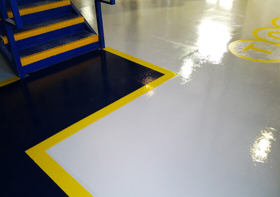 epoxy industrial flooring systems